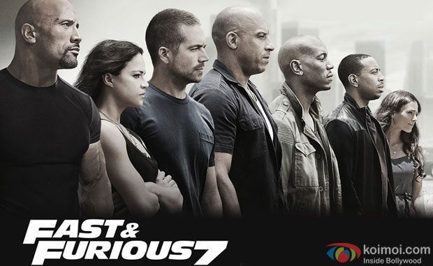 fast furious 7 2nd