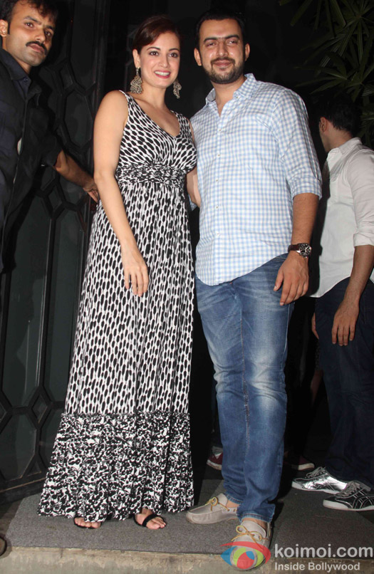 Filmfare Editor Jitesh Pillai's Birthday Bash At Korner House