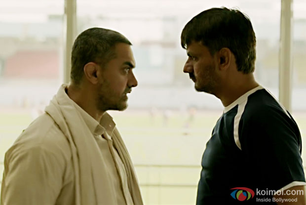 Aamir Khan's Dangal Remains Super Strong On Its 1st Monday At The Box Office