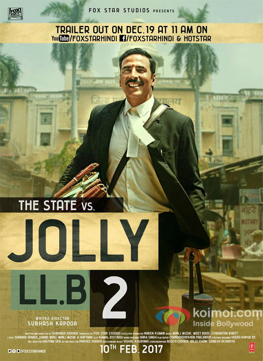 Image result for jolly llb 2 movie poster