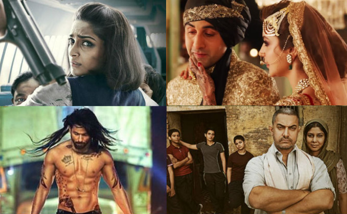 62nd Jio Filmfare Awards: Here's The Complete List Of Winners