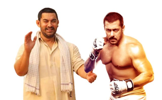 Aamir Adds More Points At Star Ranking; Still Won't Be Able To Beat Salman