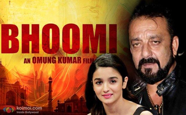 Alia Bhatt Turned Down Sanjay Dutt's Bhoomi?