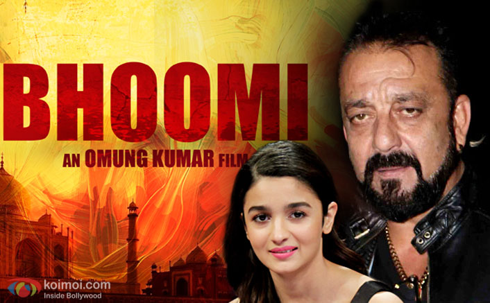 Alia Bhatt Turned Down Sanjay Dutt's Bhoomi?