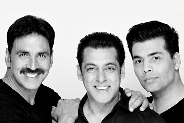 Big News! Akshay To Star In the Joint Production Venture Of Salman & Karan Johar