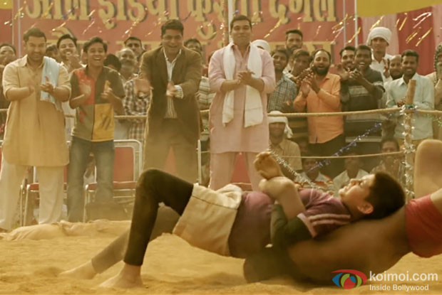 Dangal Makes Over 296% Profit At The Box Office