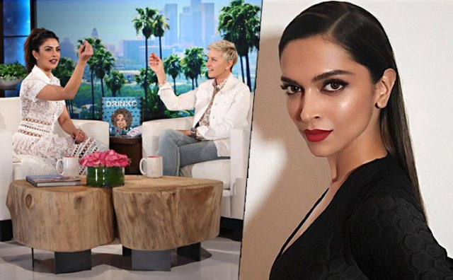 Deepika to be Ellen DeGeneres' guest after PeeCee