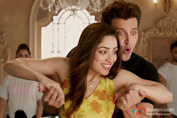 Enjoy Hrithik & Yami's Tango Moves In The Mon Amour Song From Kaabil
