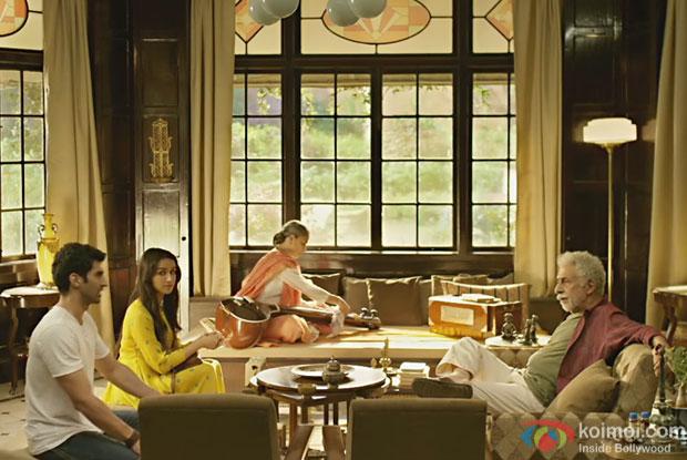 OK Jaanu Dialogue Promo | Shraddha-Aditya Take The 'Live-In' Decision!