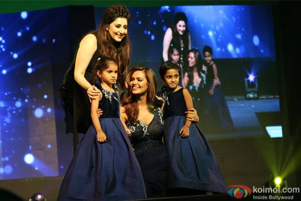 Esha Gupta lend their support for pedriatic surgeries