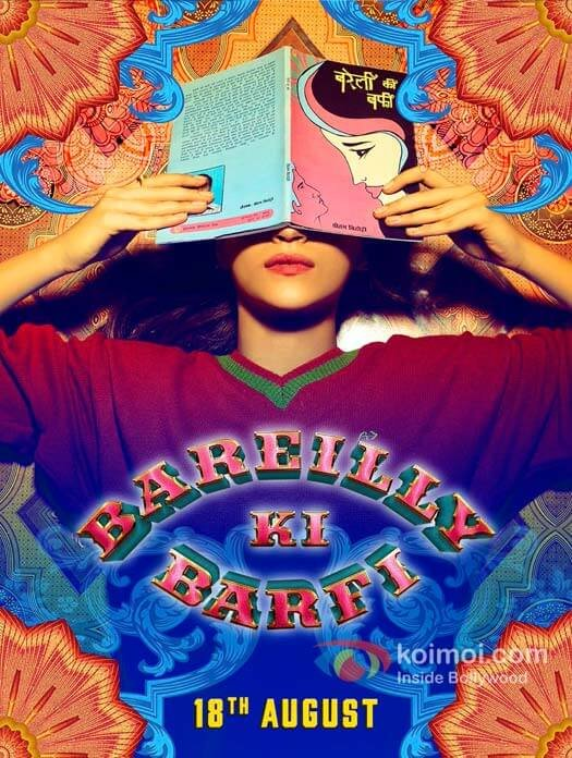 Image result for bareilly ki barfi poster