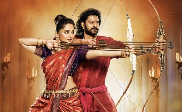 Prabhas - Anushka Shetty (Baahubali: The Conclusion)
