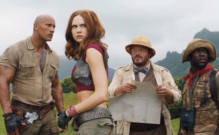 Jumanji: Welcome To The Jungle Has Taken The Indian Box Office By Storm