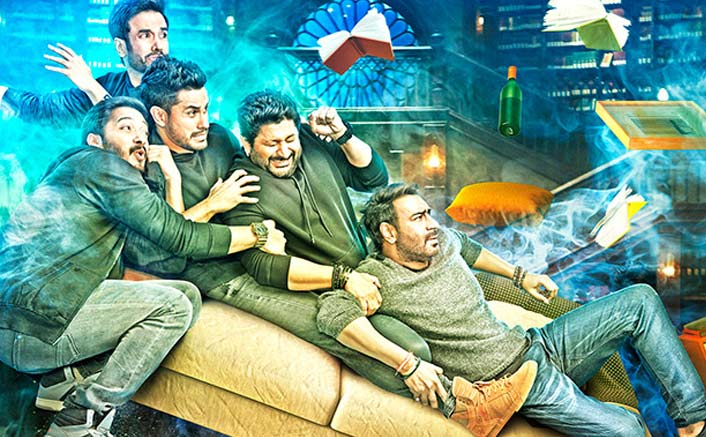 Ajay Devgn's Golmaal Again Stays Strong At The Box Office