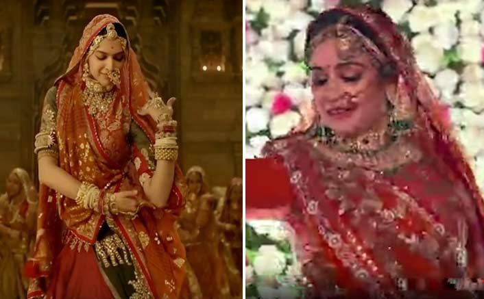 Karni Sena Is NOT HAPPY With Mulayam Singh's Daughter-In-Law Dancing To Padmavati's Ghoomar