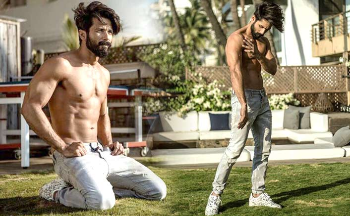 Shahid Kapoor Has The Hottest Six Pack Abs In Bollywood, Survey Says