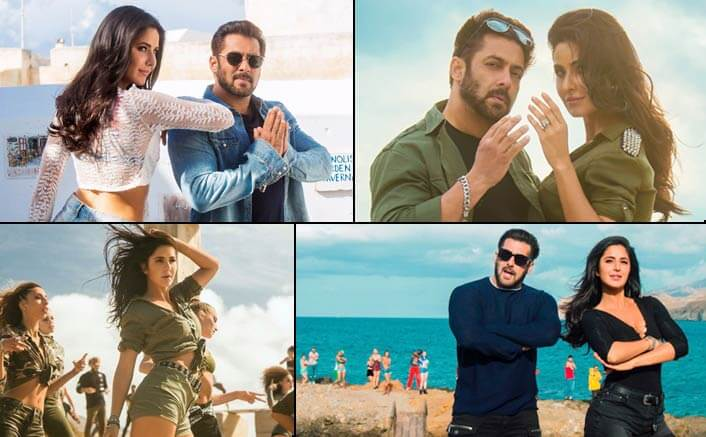 Tiger Zinda Hai: Salman Khan & Katrina Kaif show-Off their swagger moves like a boss in Swag Se Swagat