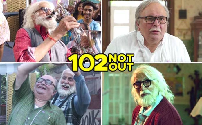 102 Not Out Teaser: Amitabh Bachchan & Rishi Kapoor Will Make You Miss Your Father