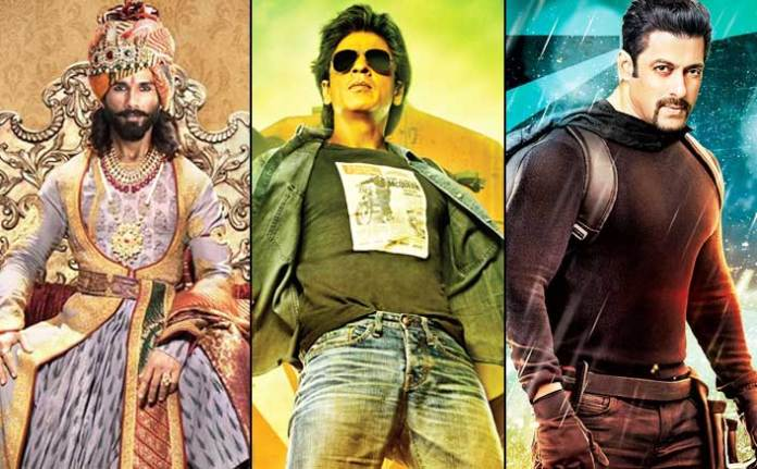 Box Office - Padmaavat has a very good Monday, set to go past Chennai Express and Kick now