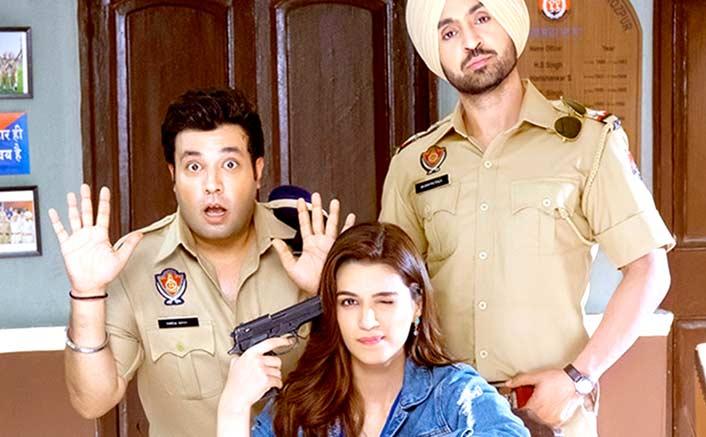 Shooting for 'Arjun Patiala' wraps up