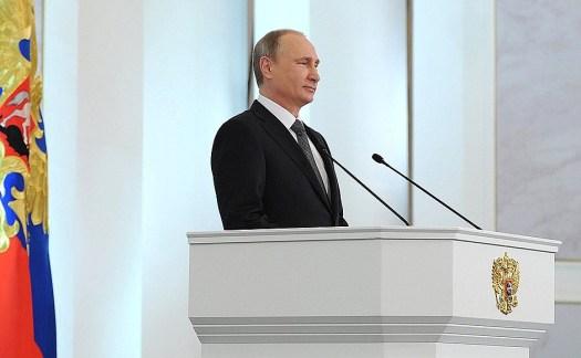 Послание Президента Федеральному Собранию.