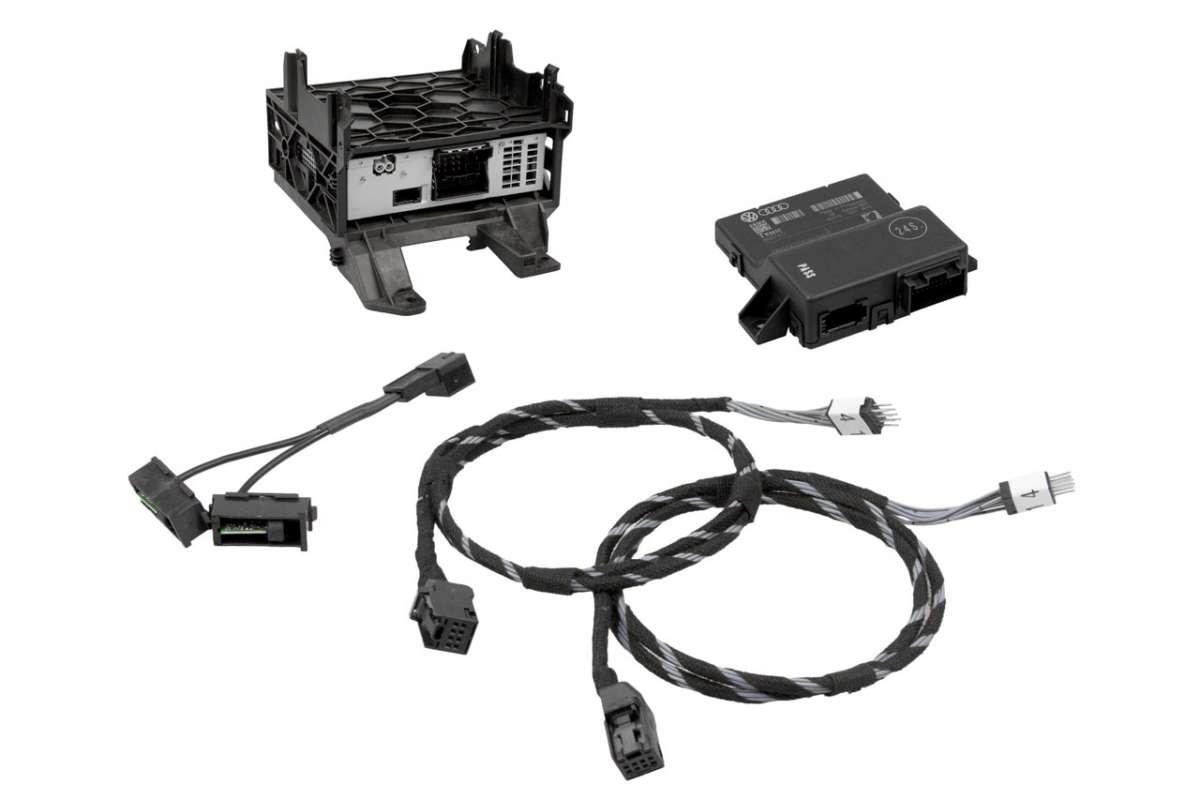 Retrofit kit MMI 3G navigation plus for Audi A5 8T