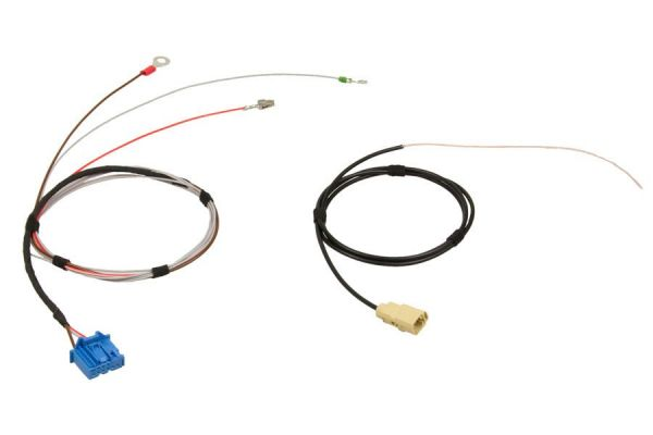 Wiring set remote control for auxiliary heating for VW