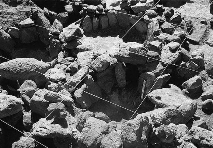 Комплекс в пустыне Атакама.
