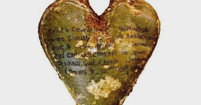 Древняя романтика по-французски.