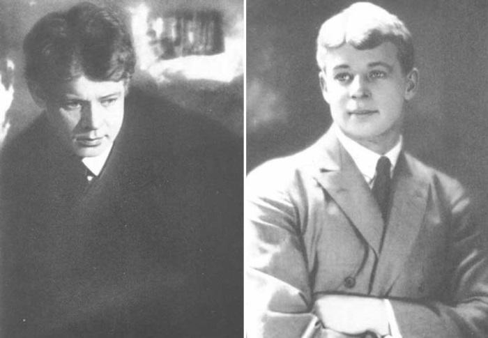 Сергей Есенин, фото 1923 и 1922 гг. | Фото: esenin-sergej.ru