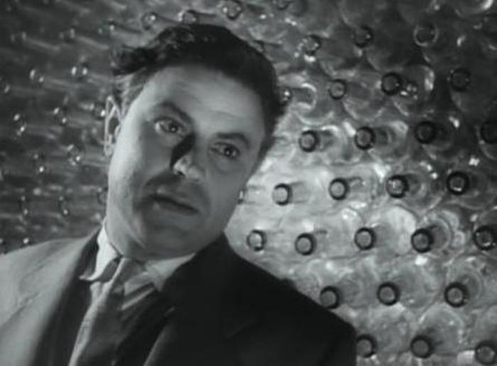 Донатас Банионис в фильме *Адам хочет быть человеком*, 1959 | Фото: kino-teatr.ru