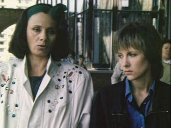 Кадр из фильма *Интердевочка*, 1989 | Фото: elena-yakovleva.ru