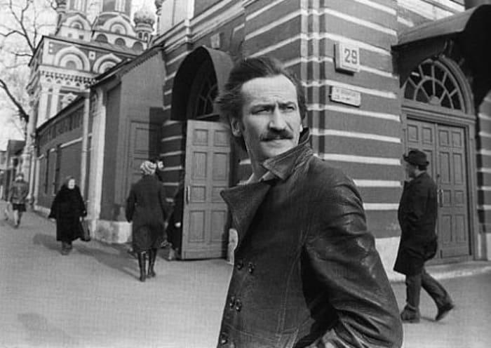 Актер, поэт, режиссер Леонид Филатов | Фото: kino-teatr.ru