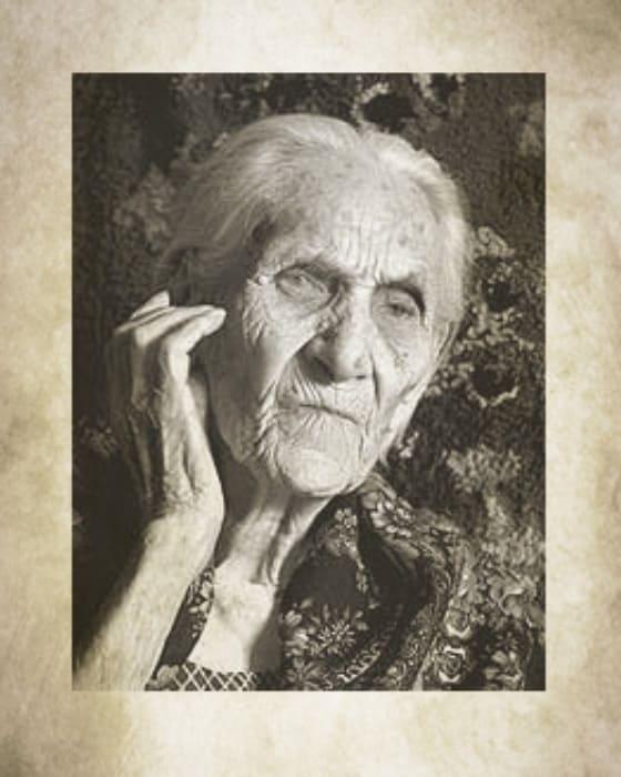 Российская долгожительница, скончавшаяся в 118 лет | Фото: old.superstyle.ru