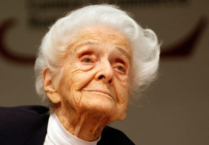 Старейший лауреат Нобелевской премии   Фото: liveinternet.ru