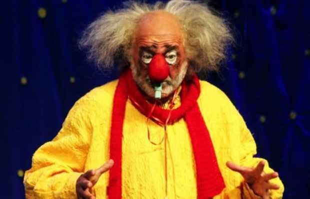 Артист, которого за рубежом называли лучшим клоуном мира | Фото: showbizdaily.ru
