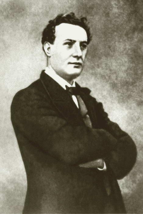 Жюль Верн, 1954 год. / Фото: www.biography.wikireading.ru