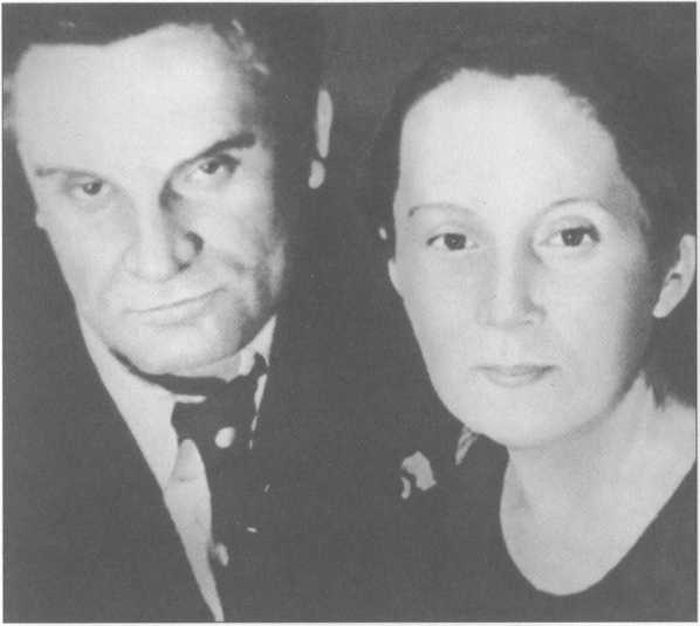 Юрий Олеша и Ольга Суок. 1931. / Фото: www.e-reading.club