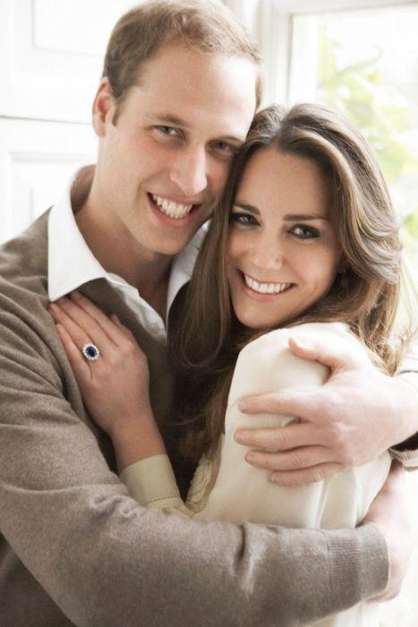 Принц Уильям и Кейт Миддлтон. / Фото: www.beauty.ua