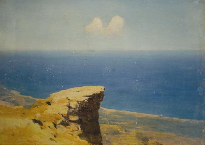 Море. Крым. Автор: Архип Куинджи.