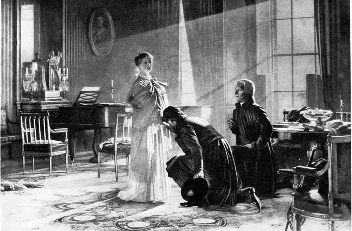 20 июля 1837 года. Виктории сообщили, что она только что стала королевой
