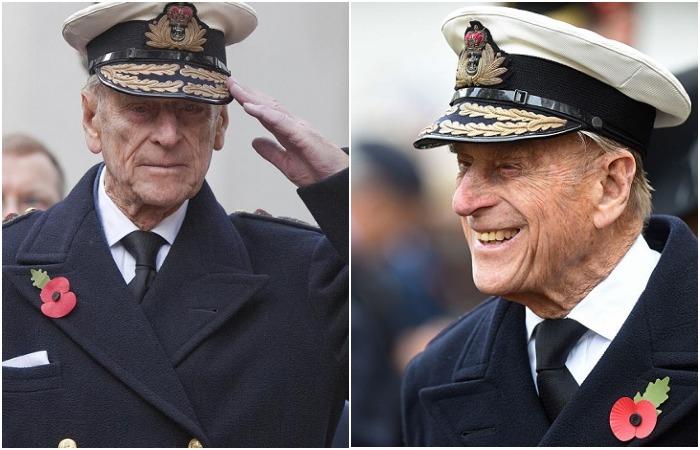 Принц Филипп, герцог Эдинбургский (род. 10 июня 1921), супруг королевы Великобритании Елизаветы II