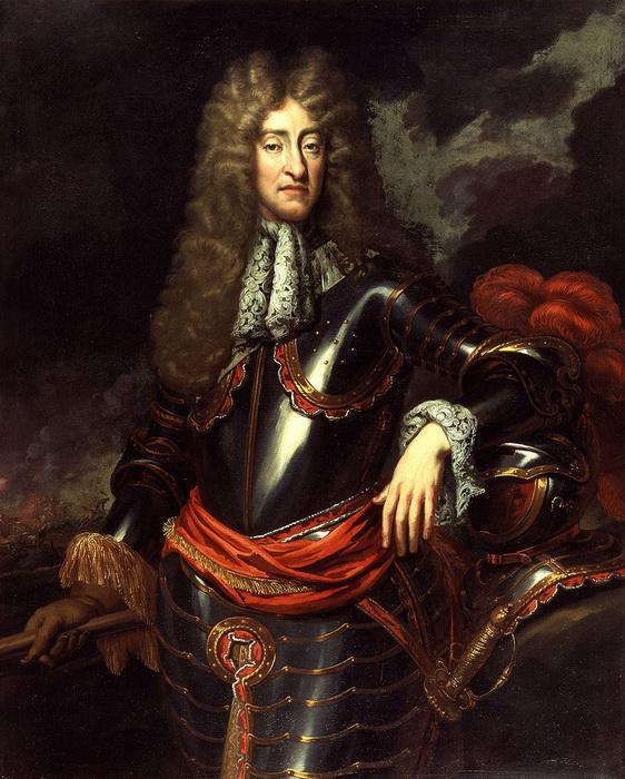 Герцог Йоркский, король Яков II