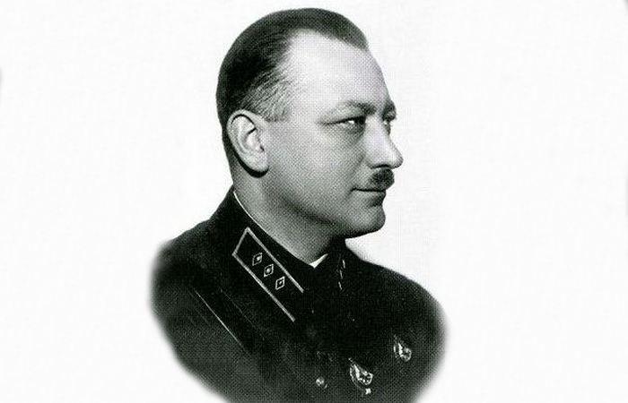 Урицкий Семен Петрович./ Фото: secrethistory.su