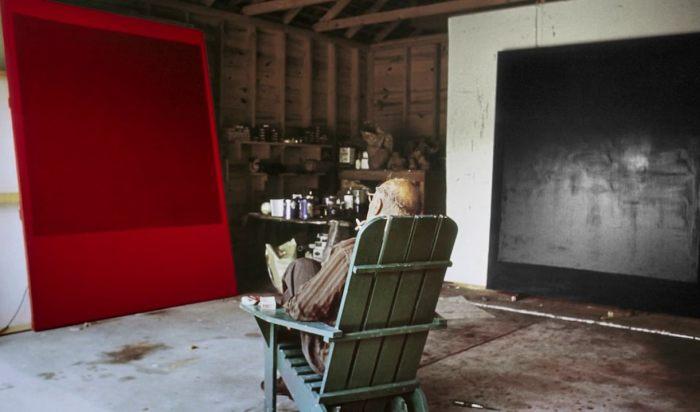 Марк Ротко и его магические полотна.