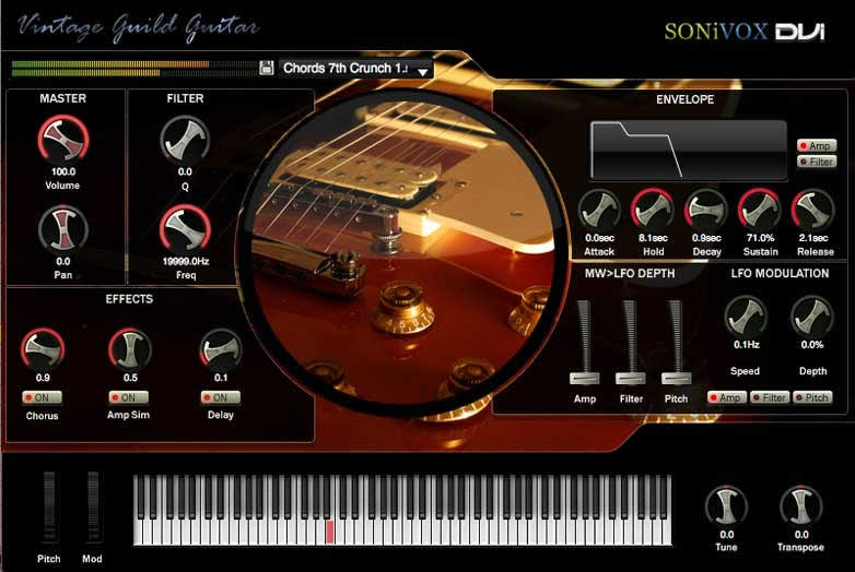 KVR SONiVOX Releases 57 New Downloadable Virtual