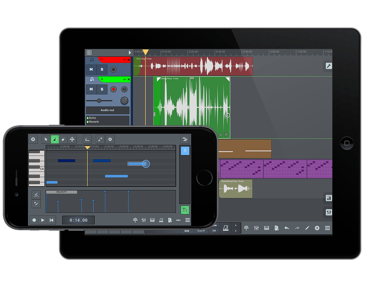 Kvr N Track Studio 8 For Ios And Android Released