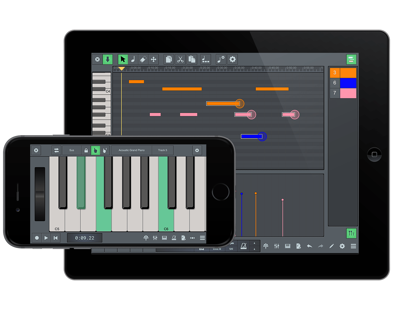 Kvr N Track Studio 8 For Ios By N Track Software