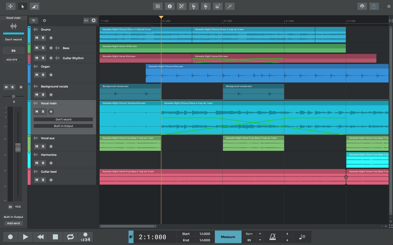 Kvr N Track Studio Suite By N Track Software