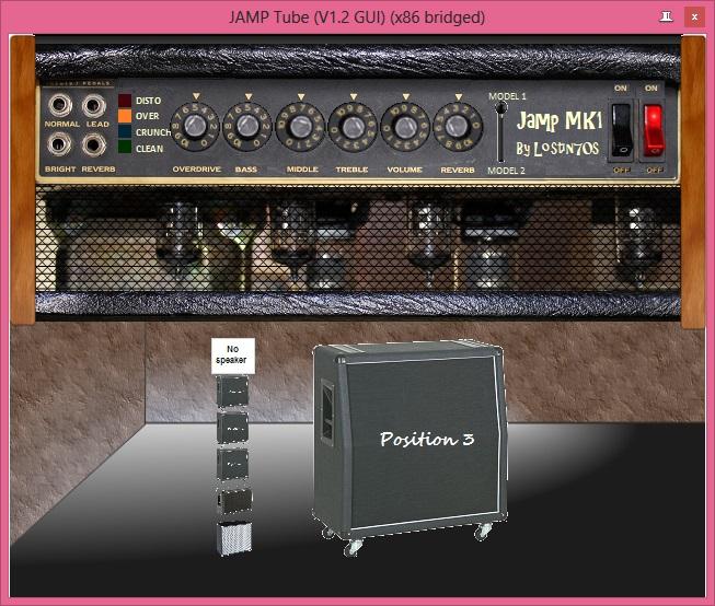 KVR Lostin70s releases JAMP MK1  Free Guitar Amplifier